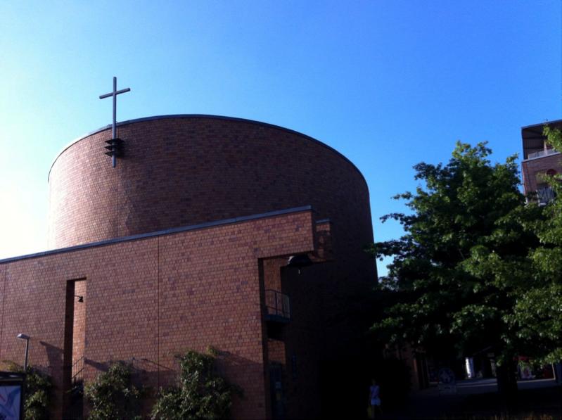 Edith-Stein-Kirche, Neuallermöhe