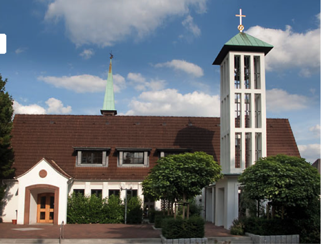 Ev.-Luth.-Martin-Luthe-Kirche, Wentorf