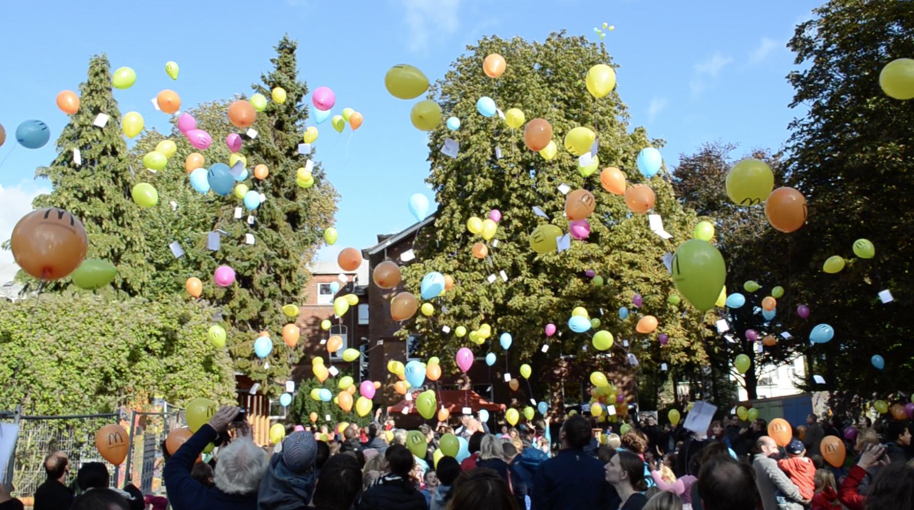 St. Marien Bergedorf, Kinderfest