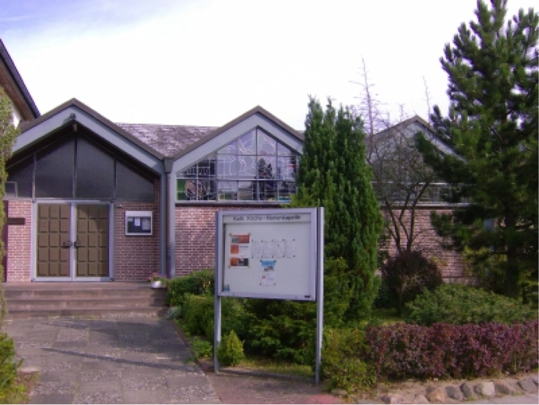 St. Marien, Buechen