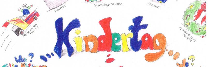 Kindertag 25.11.2017 Gemeindehaus Reinbek