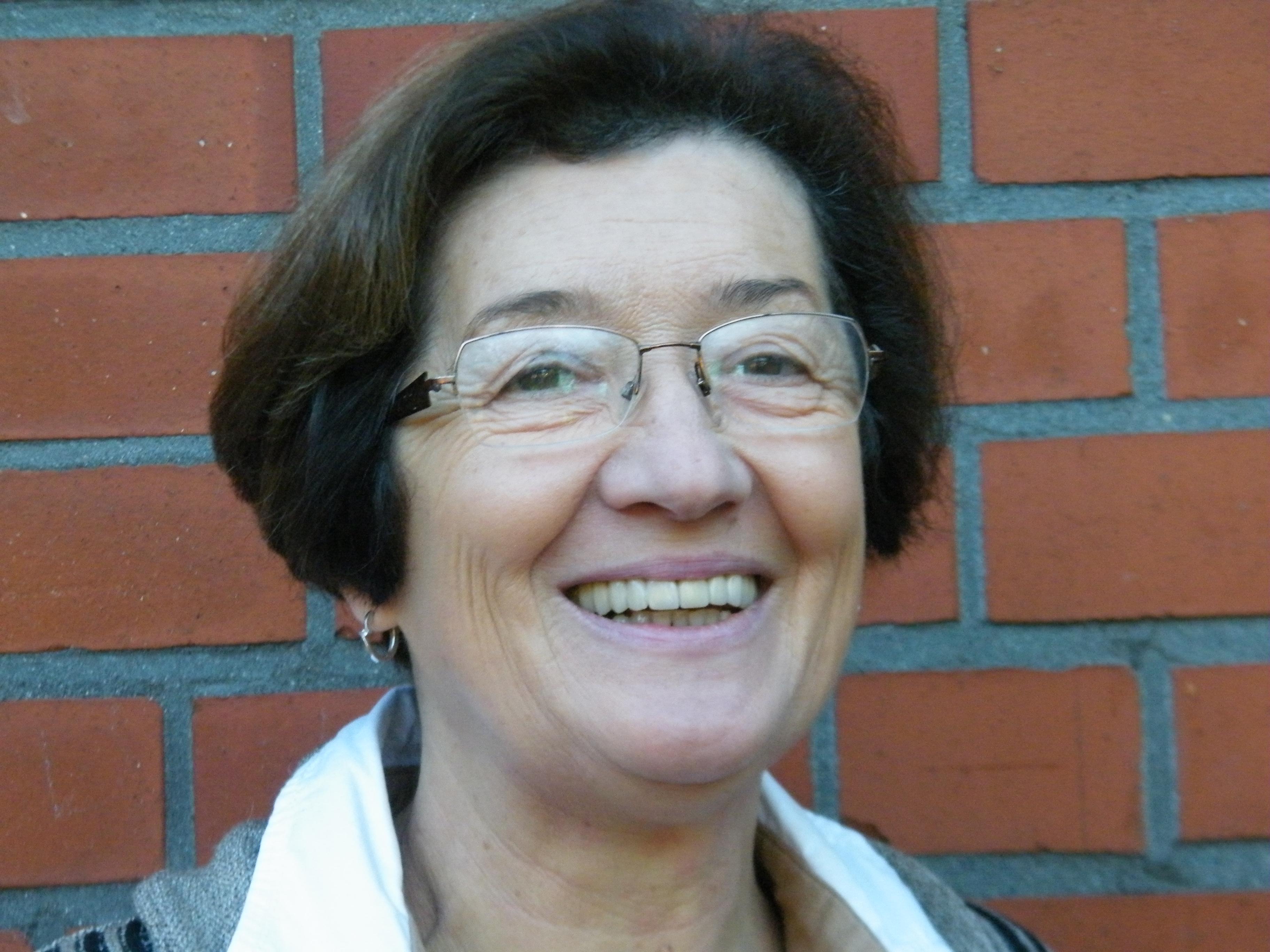 Gemeindereferentin Marianne Glamann