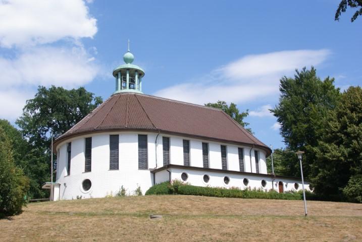 Herz Jesu Reinbek Kirche