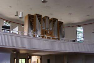 Herz Jesu Reinbek Orgel