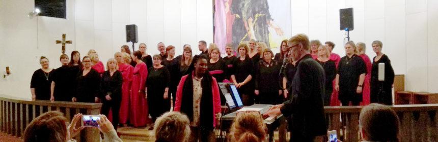 Gospelkonzert 2018 Reinbek