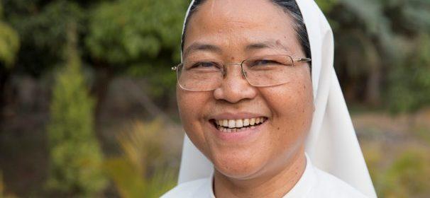 Schwester Christine Mynsong